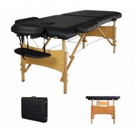 Camilla de masajes portatil