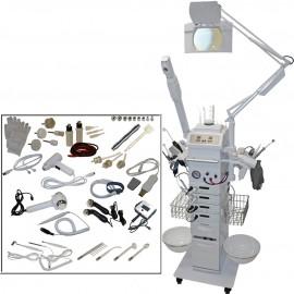 Robot facial 17en1 multifuncional de lujo
