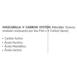 MASCARILLA V CARBON SYSTEM PELLING