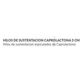 HILOS DE SUSTENTACION CAPROLACTONA 5 CM