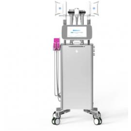 2020 Cavitation 40k 2D Doble Hanndles RF Congelación de grasa Eliminación de doble mentón