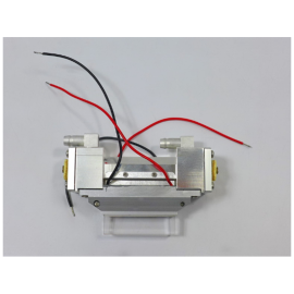 juego de cavidades, zafiro puntual 10 * 50, para lámpara de 7 mm, filtro fijo, modelo e