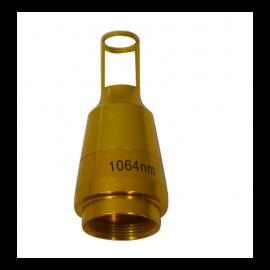 Punta láser Yag 1064nm nuevo