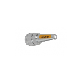 Punta láser Yag, filtro negro cabeza-2