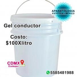 Gel conductor