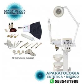 Robot facial multifuncional 9 en 1 Eco