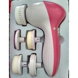 5en1 cepillo para limpiezas faciales eléctrico