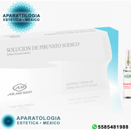 PIRUVATO SÓDICO SOLUTION
