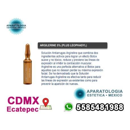 ARGILERINE 5% (PLUS LEOPHASYL)