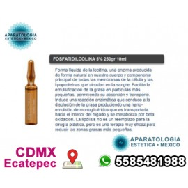 FOSFATIDILCOLINA 5% 250gr 10ml