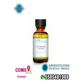 Exfoliación con ácido mandélico al 40% (30 ml)