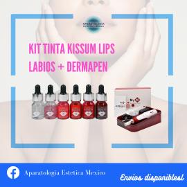 Tinta kissum lips (para labios)