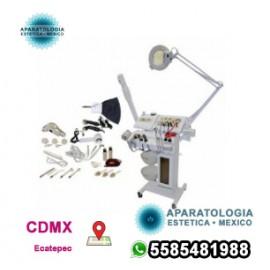 Máquina facial multifunción de microdermoabrasión de diamante 14 en 1