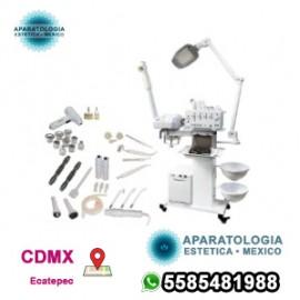 Máquina facial multifunción de microdermoabrasión de diamante 11 en 1