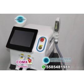 Máquina láser portátil 2 en 1 para eliminación de tatuajes, equipo profesional SHR de belleza IPL OPT Hair ND Yag