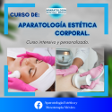 CURSO DE APARATOLOGIA ESTETICA CORPORAL (Cavitacion+ Radiofrecuencia facial y corporal +Vacummterapia